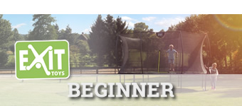 Exit Beginner Trampolin
